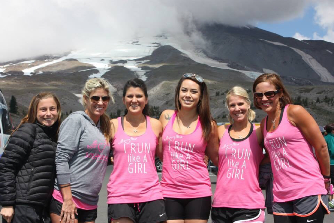 Solemates I Run Like a Girl Hood to Coast 2014